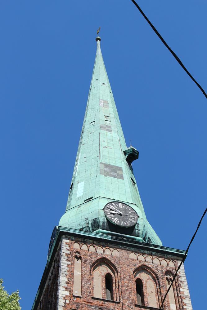 聖雅各主教座堂尖塔