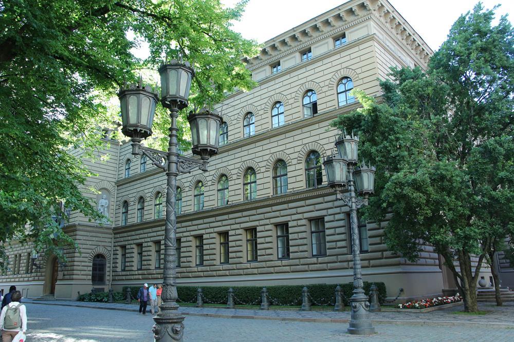 拉脫維亞國會