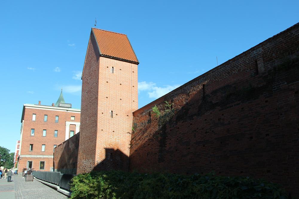 里加舊城牆