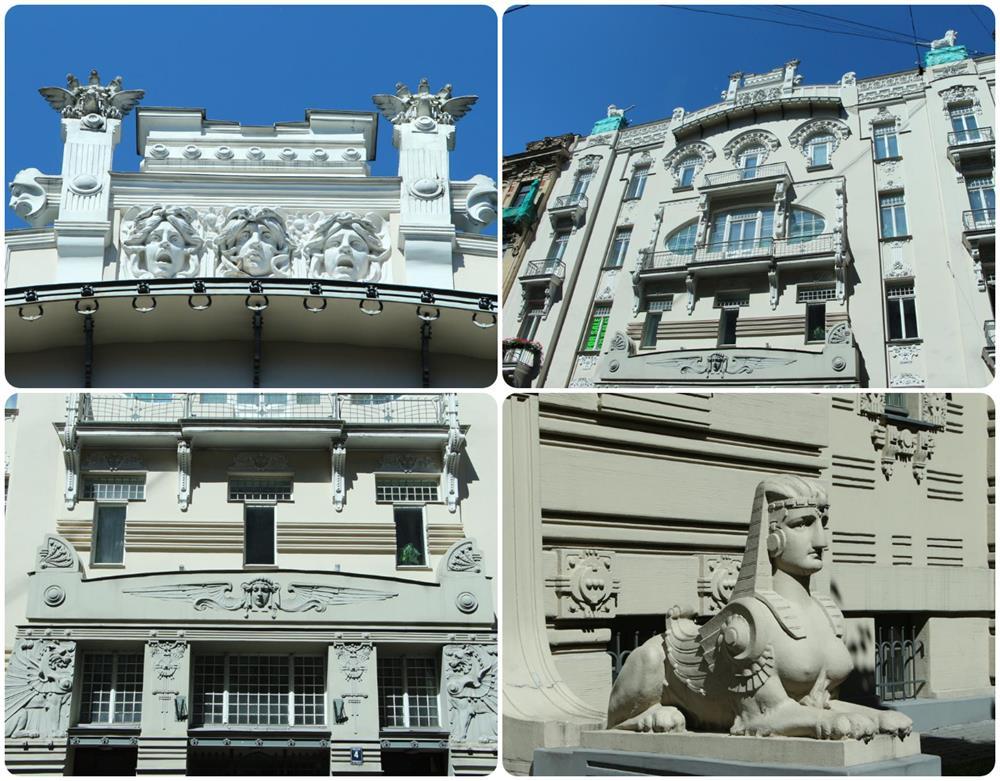 Alberta iela 4 建築