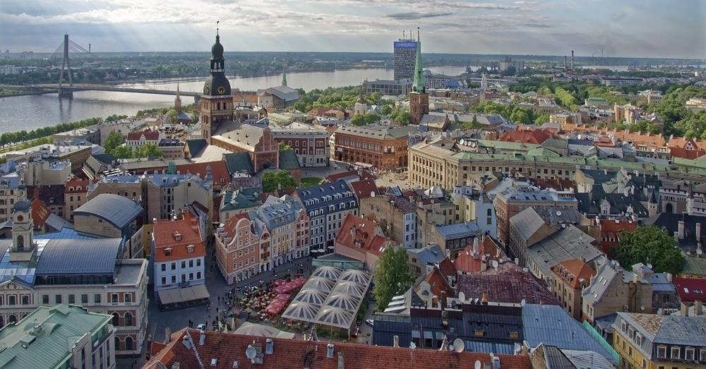 拉脫維亞首都里加自由行