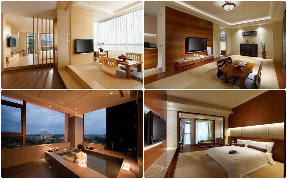 礁溪長榮鳳凰酒店日式套房房型