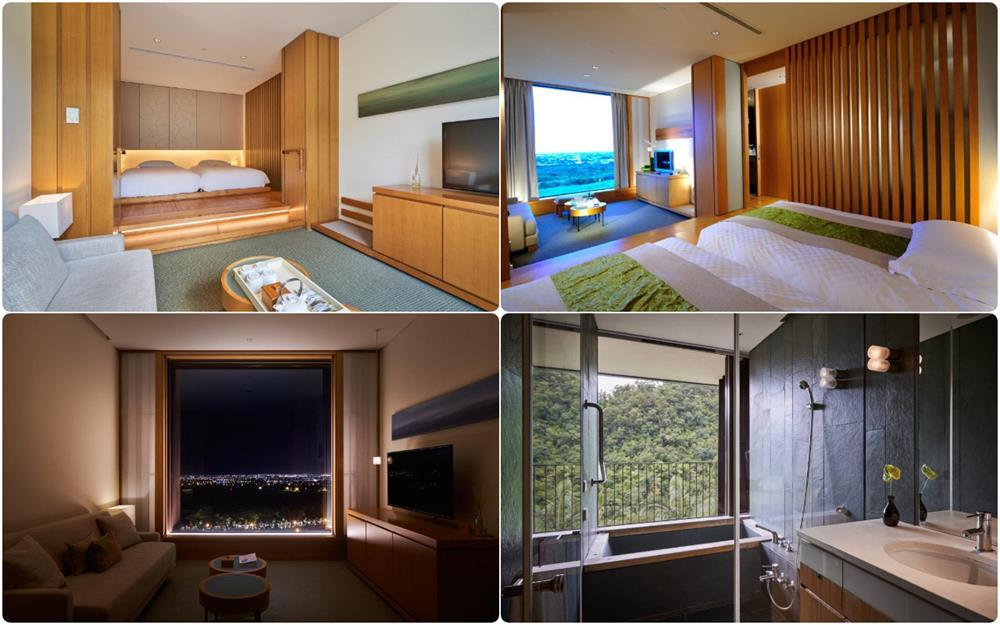 礁溪溫泉飯店老爺酒店標準雙人房