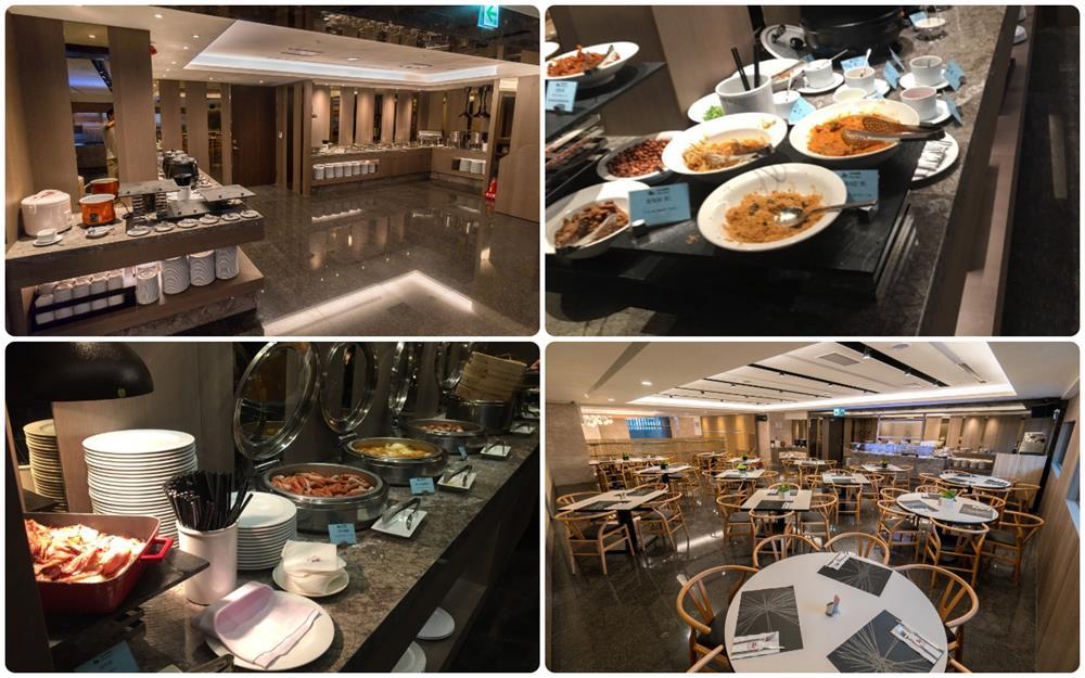 礁溪麒麟大飯店早餐