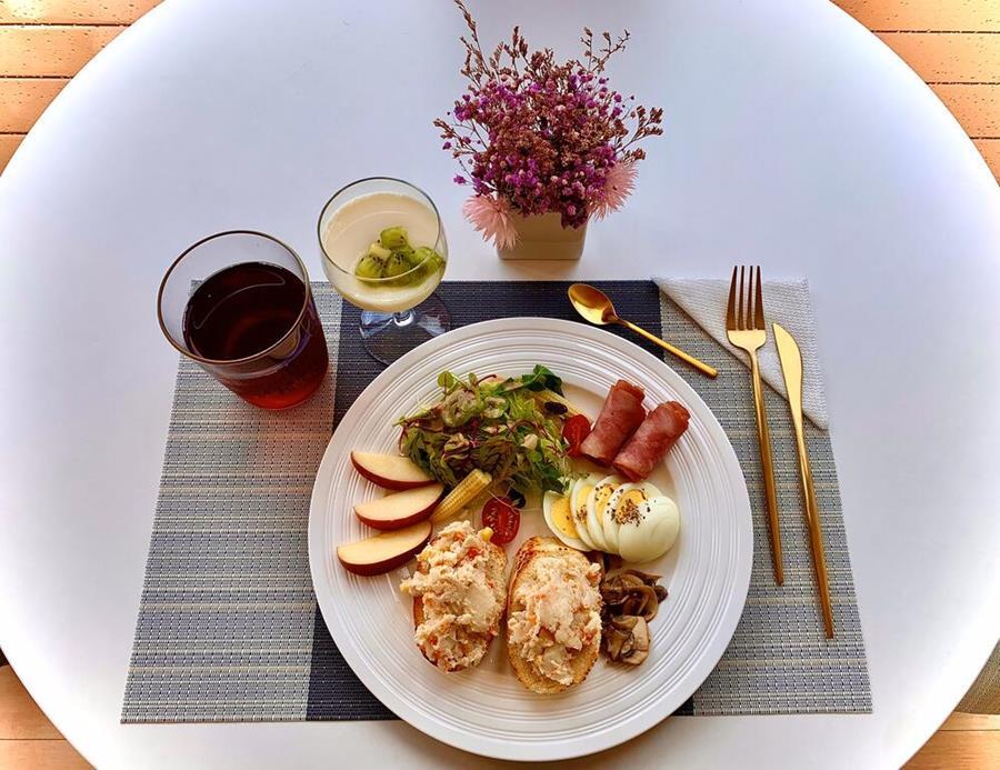 日和灣居早餐