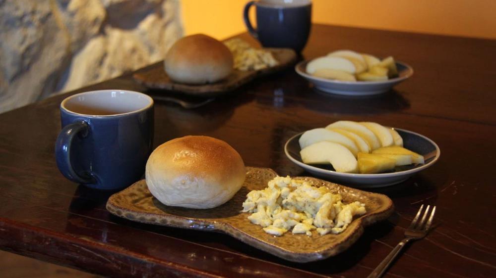 夾腳拖的家山居早餐