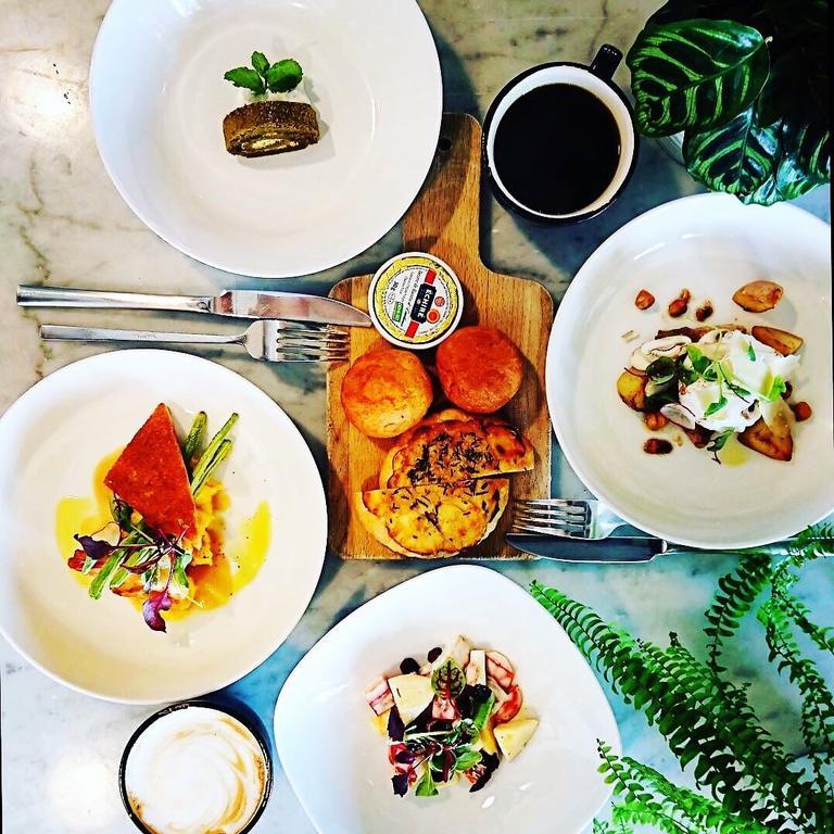 迷路小章魚小旅館早餐