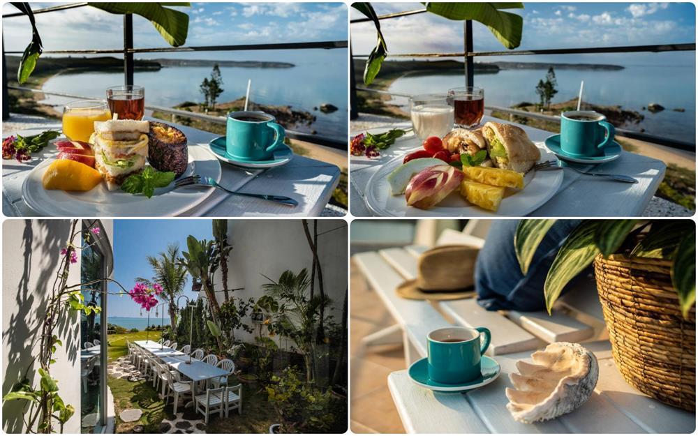 候鳥潮間帶民宿早餐