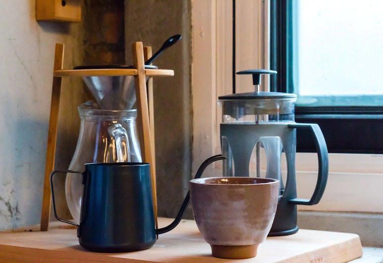 泡茶、咖啡器具