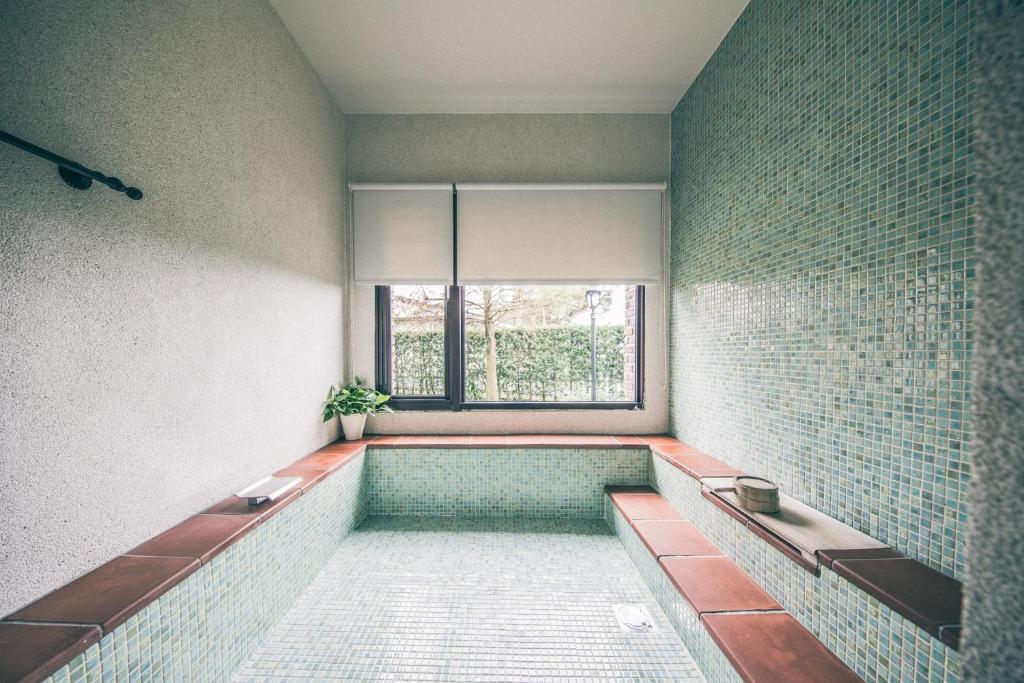 雙人房Friday大浴池