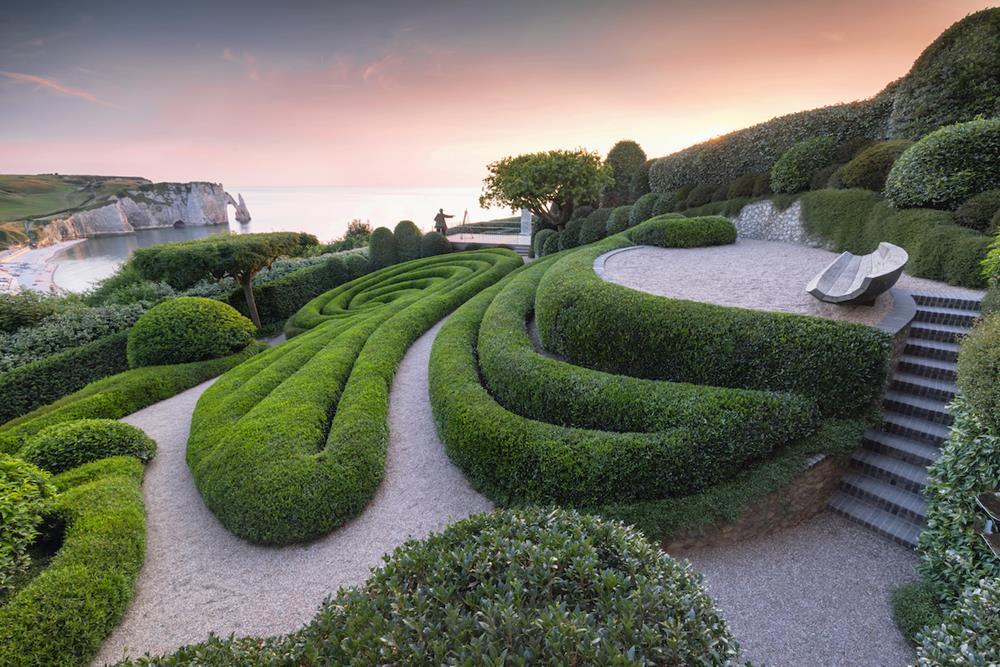 埃特雷塔花園