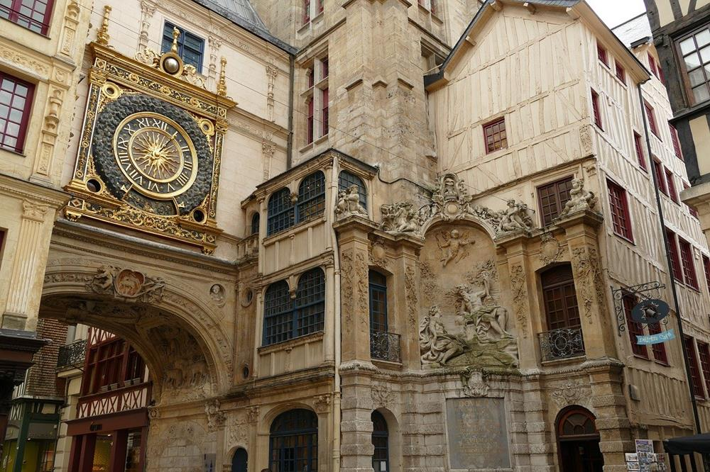 盧昂大時鐘