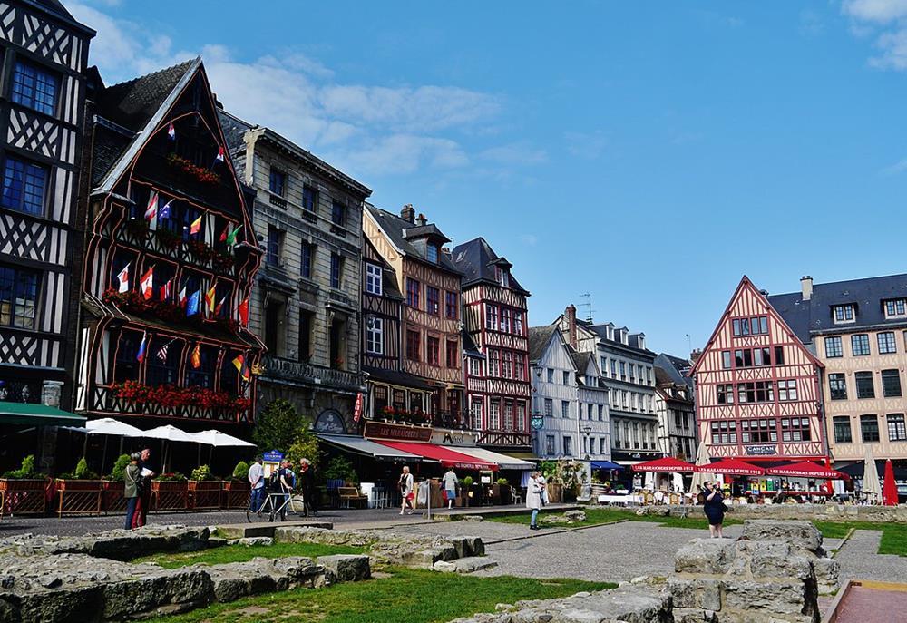 盧昂舊市場廣場