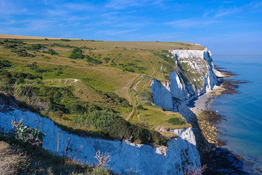 英國多佛白色懸崖