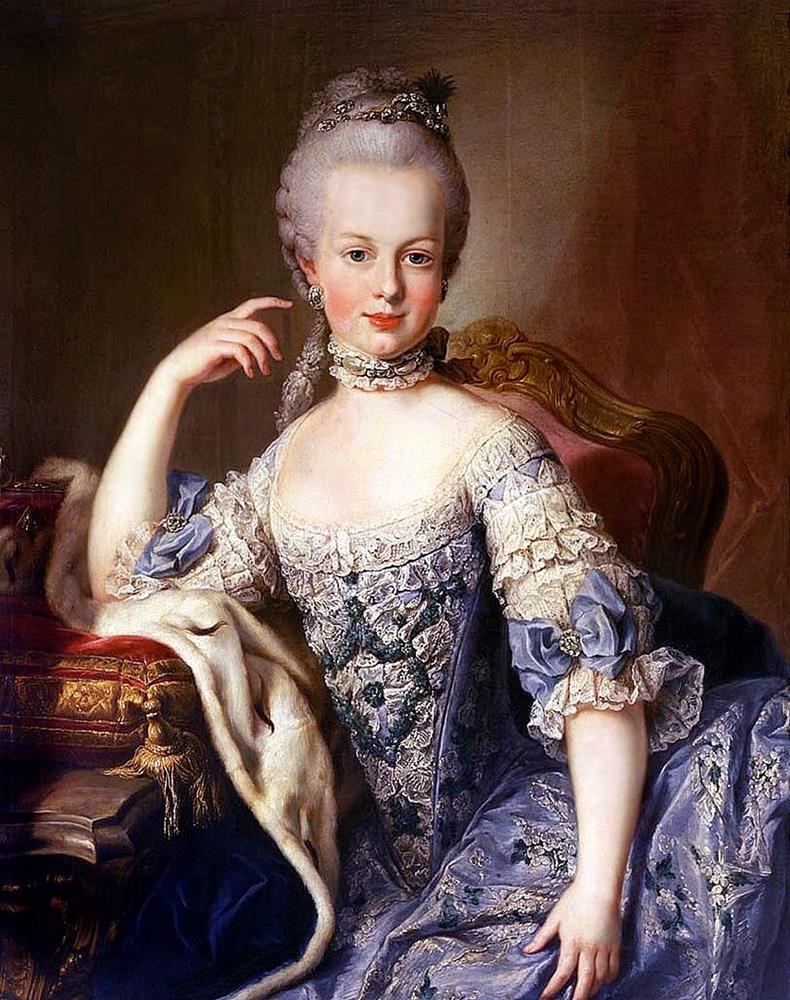 瑪麗安東尼皇后