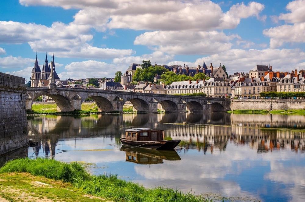 法國城堡羅亞爾河城堡群