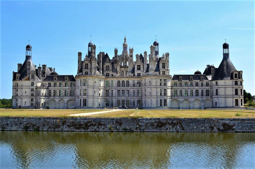 香波爾城堡
