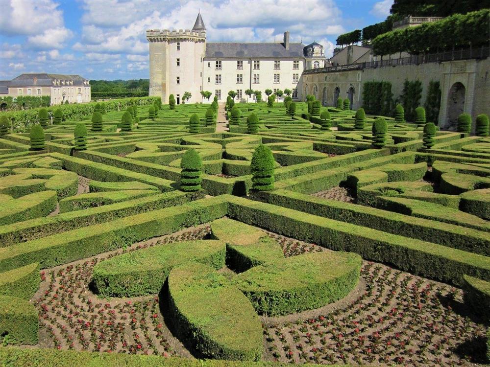 維朗德里城堡庭園