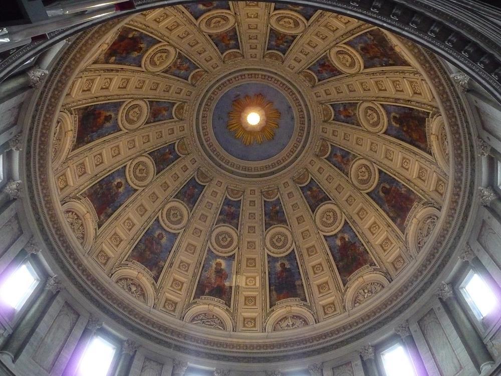 腓特列教堂圓頂