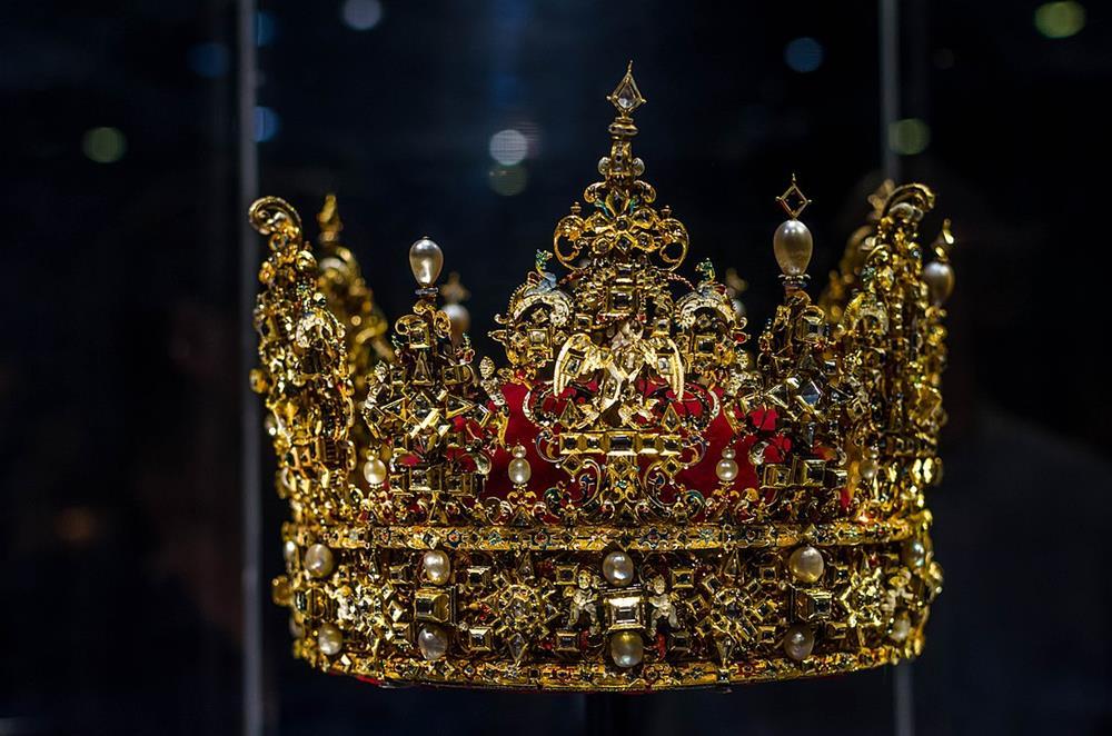克里斯蒂安四世皇冠