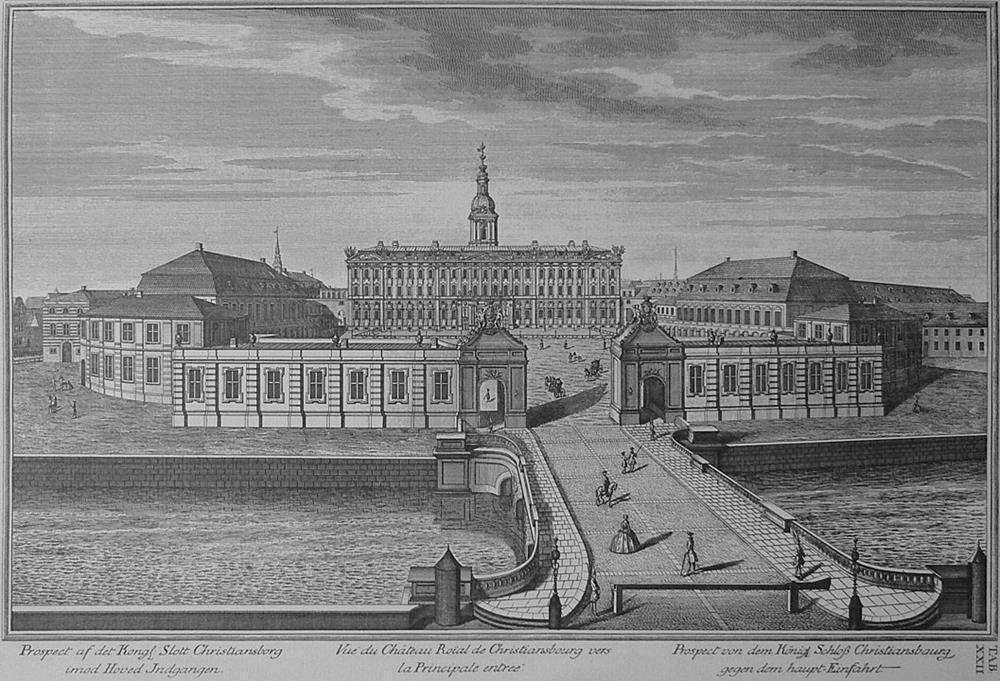 克里斯蒂安堡宮