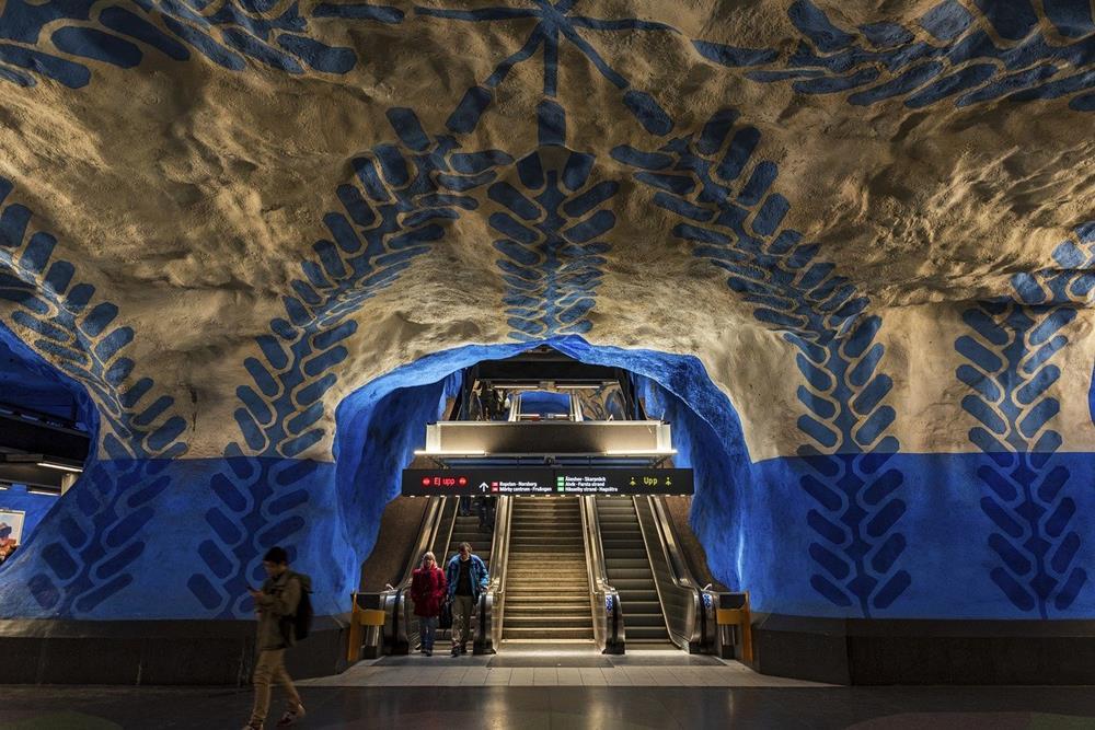 T-Centralen地鐵站