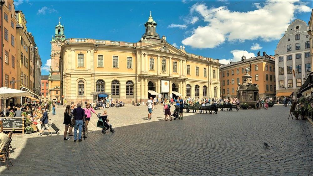 老城廣場(Stortorget)