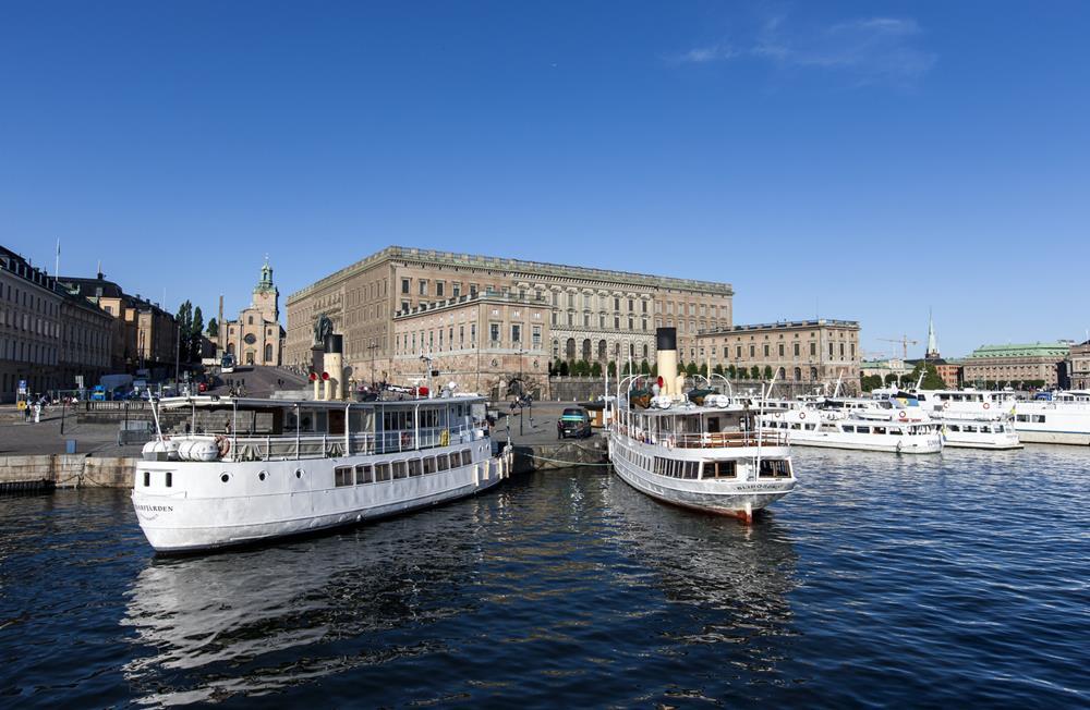 斯德哥爾摩王宮