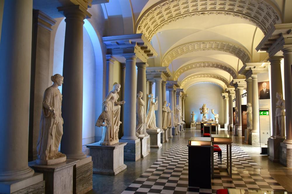 古斯塔夫三世古物博物館