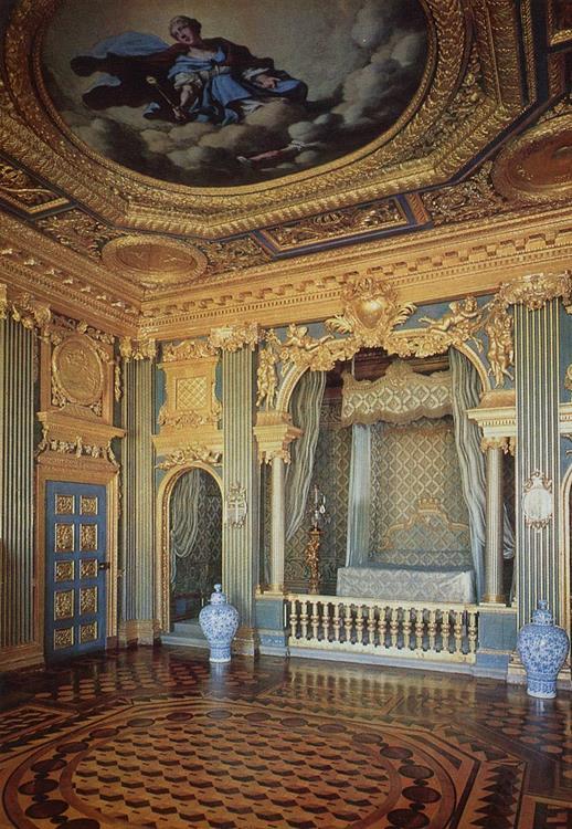海德薇希·艾蕾諾拉寢室
