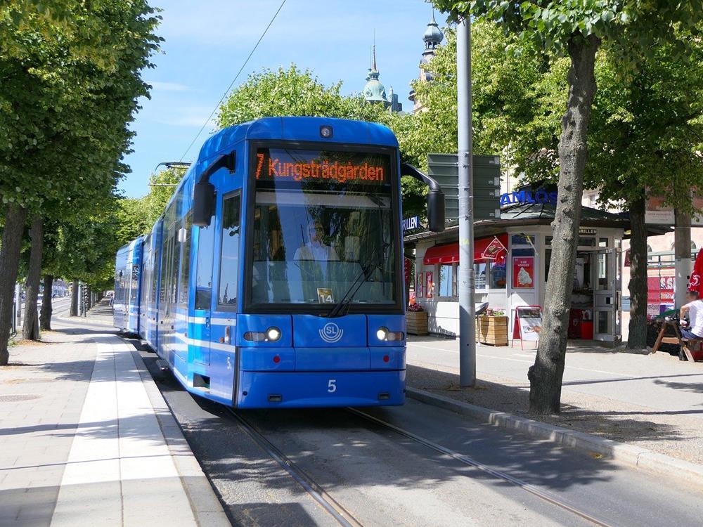 斯德哥爾摩路面電車