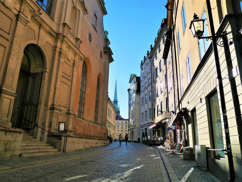 老城區街道