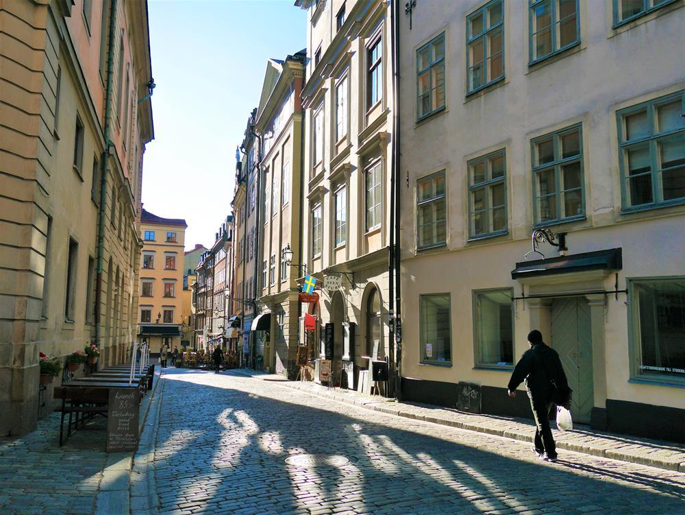 斯德哥爾摩歷史城區