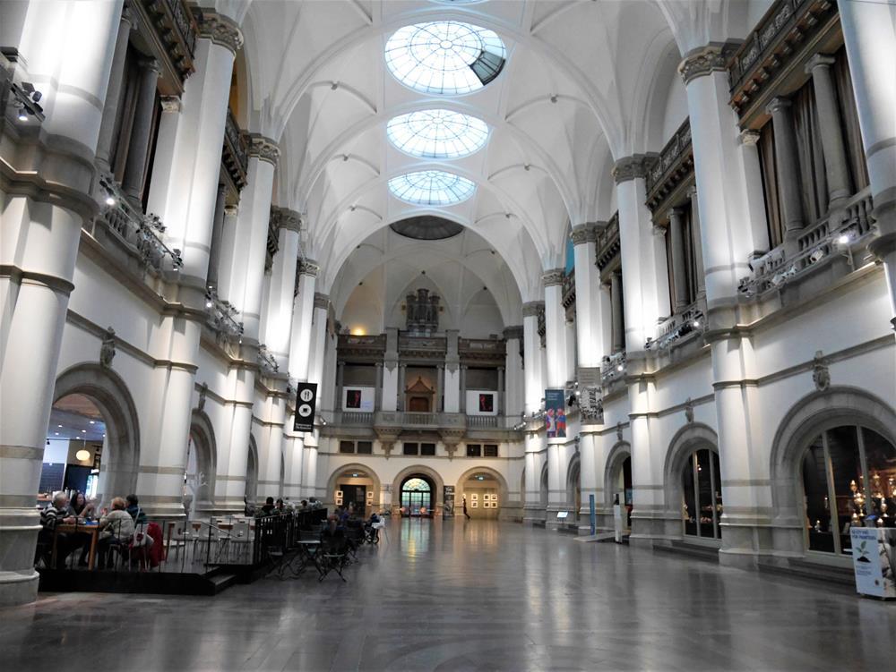 北歐博物館大廳