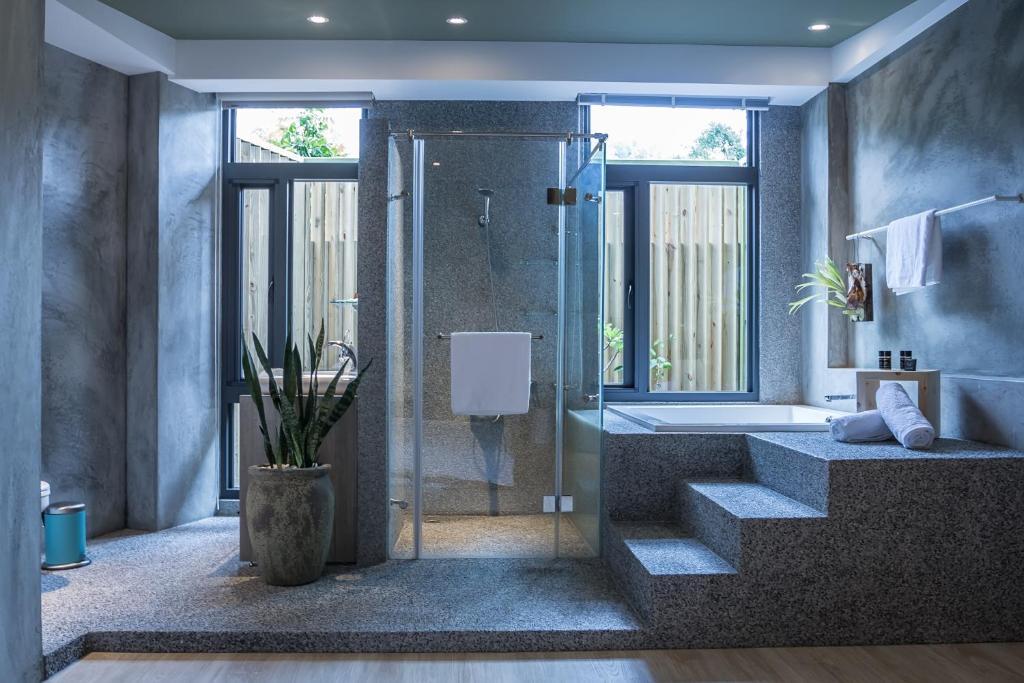 青鳥雙人房衛浴空間
