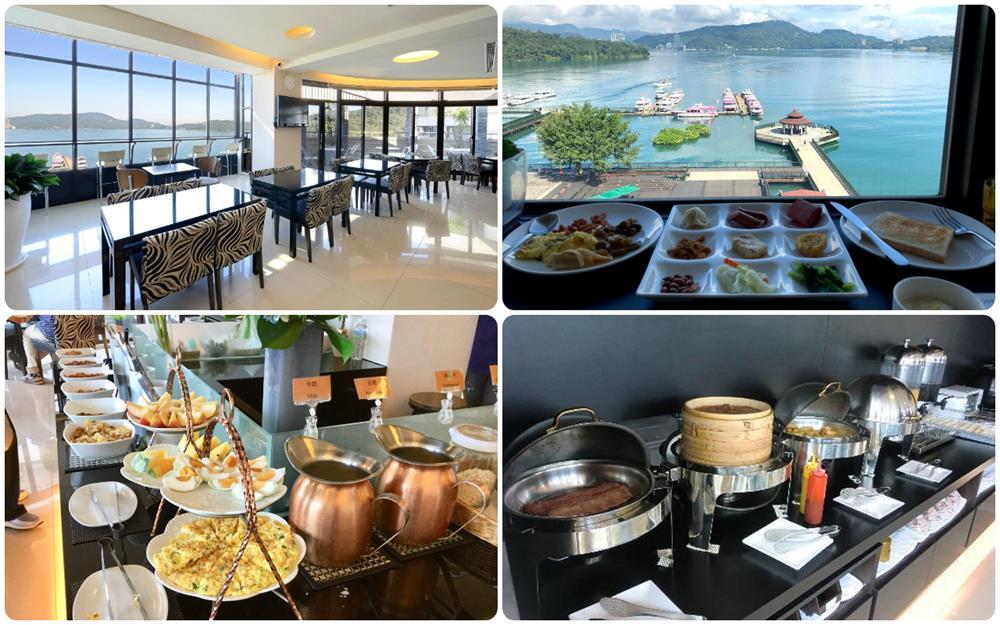 湖悅景觀旅店早餐