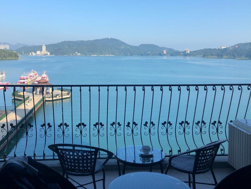 日月潭湖景民宿明月湖品味湖畔旅店