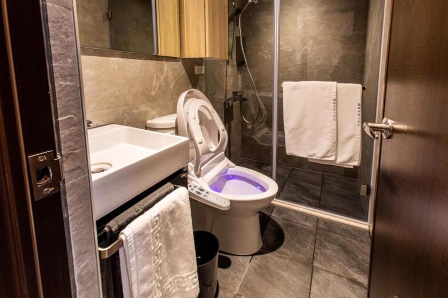 房間衛浴設備