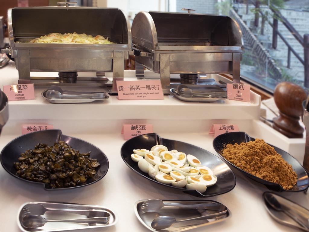 松閣餐廳早餐